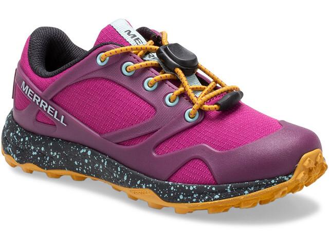 Merrell Altalight Low A/C Waterproof Shoes Kids, rosa